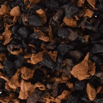 Bolsa 200 gr. de virutas de goma eva marrón
