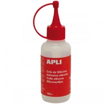 APLI Cola blanca rapida 100ml