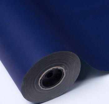 Rollo papel kraft gama coral 1x10 m azul