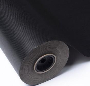 Rollo papel kraft gama coral 1x10m negro