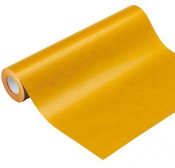 Rollo papel kraft gama coral 1x10m amarillo