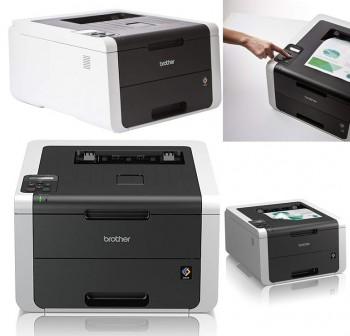 BROTHER Impresora HL-3150CDW laser LED color A4