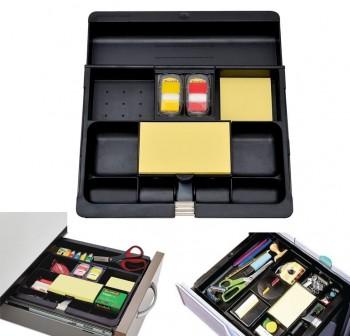 Organizador cajón 3M C-71 25,4x27,94cm negro
