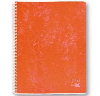 Cuaderno Pacsa 4º 80h liso