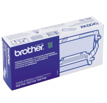 BROTHER Cinta transf.termica PC-304 original