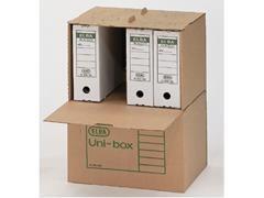 Contenedor 4 archivos folio Elba uni-box Aplilables