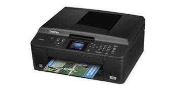 BROTHER Impresora InkJet multifuncion MFC-J430W WIFI/USB/ADF/PANTALLA LCD