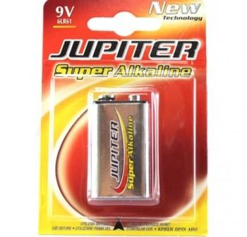 JUPITER Pila alkalina 6LR61 9V