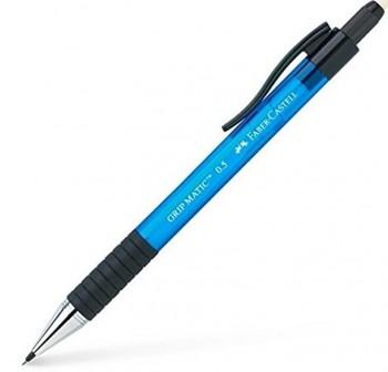 FABER-CASTER Portaminas grip-matic trazo 0,5mm azul translucido