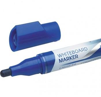 Marcador pizarra Velleda Ink Pocket tinta liquida trazo medio azul