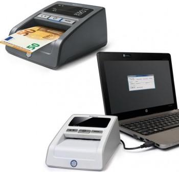 SAFESCAN Maquina detectora de billetes falsos NG112-0465