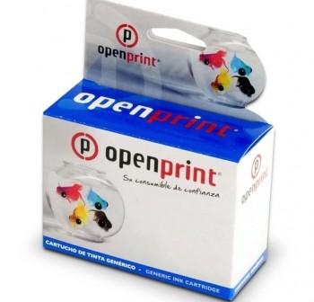 OPENPRINT Cartucho ALT. EPSON (P)T5801 (80cop.) BLACK PHOTO PRO 3800