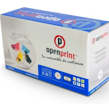OPENPRINT TAMBOR ALT. HP (P)CE314A (14000cop.) BLACK LASERJET CP1025