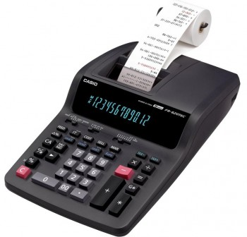 CASIO Calculadora sobremesa fr-620ter