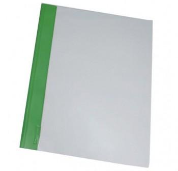 GRAFOPLAS Dossier fastener colors folio VERDE (12)