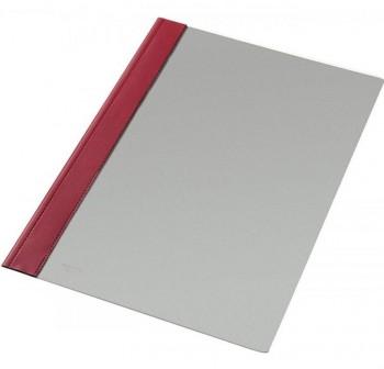 GRAFOPLAS Dossier fastener colors folio ROJO (12)