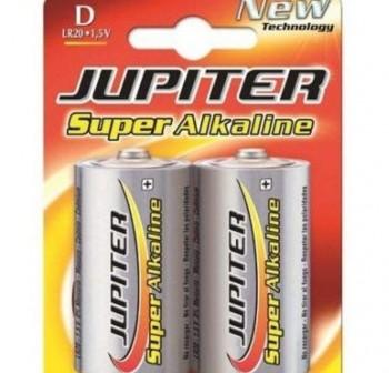 JUPITER Pila alkalina lr-20 (2)