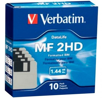 VERBATIM Diskettes 3,5""\"" HD 1.44Mb (10)350|336|?|145d991c94123fa3ec952b540339b7d8|False|UNLIKELY|0.3311205506324768