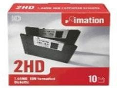 "IMATION Diskettes 3,5"" HD 2.00 Mb (10)"