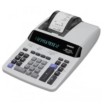 CASIO Calculadora sobremesa DR-T120