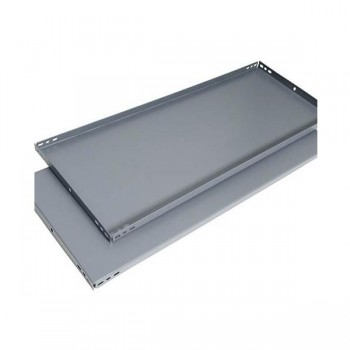 Estante para estantería gris claro RAL 7035 120x40cm