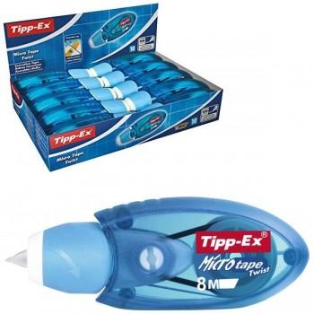 TIPP-EX Corrector micro tape twist b10b 5x3