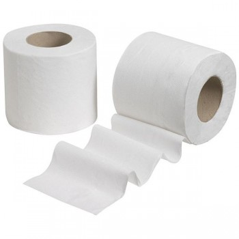 Saco 108 rollos papel higiénico doméstico 2h