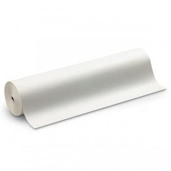 F7I Bobina papel kraft en color 10mt BLANCO