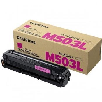 SAMSUNG Toner laser CLT-M503L MAGENTA original