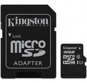 F7I Tarjeta memoria Micro SD 32Gb