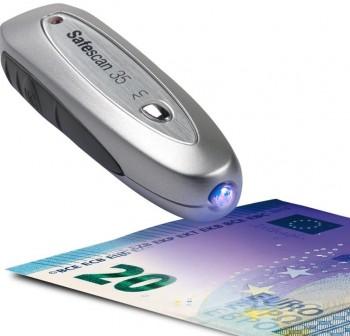 SAFESCAN Detector de billetes falsos portail MOD.35