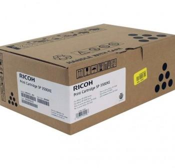 RICOH Toner laser aficio SP3500SF negro original (406990) (6,4K)