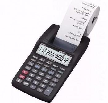 CASIO Calculadora mini impresora hr-8ter