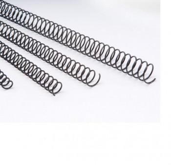 F7I Espiral metalico 5:1 para encuadernacion