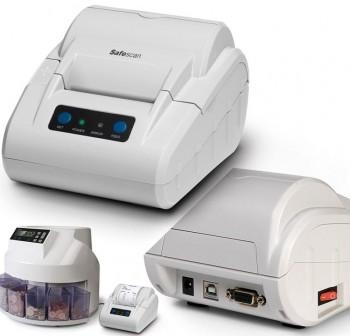 SAFESCAN Impresora térmica TP-230 para Safescan 1250, 6165, 6185, 2465-S, 2665-S, 2685-S y 2985-SX